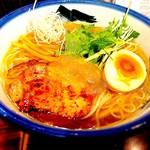 AFURI - 冷やし柚子塩麺 ¥1280