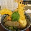 虹や - 料理写真:天ぷらぶっかけ