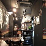 鉄板肉酒場 LOVE&29 - 店内(カウンター席)♪