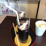 ハマダリア - アイスコーヒーは70円♪