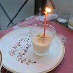 サンマルク - <参考>お誕生日のための特別デザート