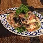 タイの食卓 パクチータイ - 春雨サラダ(980円)