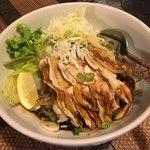 タイの食卓 パクチータイ - 汁なし麺(980円)