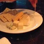 彩夜 - チーズ