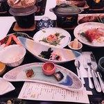 南三陸ホテル観洋 - 料理写真: