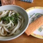 野口うどん - 料理写真:うどん1日1麺 香川県あるある