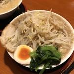麺屋 松龍 - 醤油の二郎さんでした