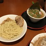 麺屋 松龍 - つけ麺 食べてないけどけっこうイケるらしぃ^ ^