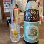 大衆鳥酒場 鳥椿 - バイスセット焼酎