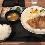 91033020 - トンテキ定食