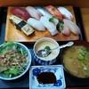 宝寿司 - 料理写真:にぎり10貫(900円)