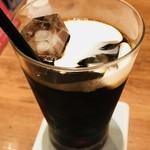mog - ハマーさんブラックで 私はミルクのみ入れます