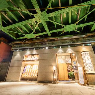 トラットリアチャオ日比谷がプロデュースした、蕎麦居酒屋!