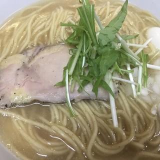 鶏白湯そば