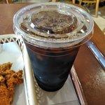 ケンタッキーフライドチキン イオン多賀城店 - アイスコーヒー(L)