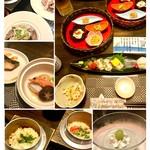五ツ星源泉の宿 大鷹の湯 - 料理写真: