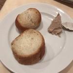 セ シュエット - パン2種