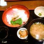 9104460 - 海鮮丼定食