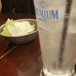 大衆串酒場 まさの家 - レモンサワー