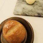 オルディヴェール - プレーンパン バター