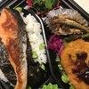 イオン - 料理写真:お買い物食材で海苔弁を作りました(2018.08.現在)