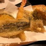 天ぷら 飛鳥 - 天ぷら極み定食