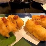 天ぷら 飛鳥 - 鱧の天ぷら