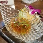 コンケーン酒場 - 串焼きのナンプラーソース