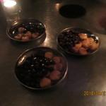 バー インク - ジャイアントコーンと麦チョコ