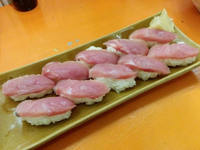名前のない寿司屋 - 西武新宿/立ち食い寿司 [食べログ]