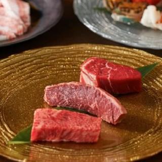 お肉のおいしさをじっくりご堪能ください!