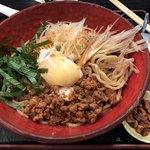 91057422 - 汁なし担々麺(冷)