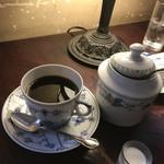 cafe 螢明舎 - ケアブレンド