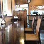 中華料理 忠実堂 - カウンター席