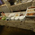 ホテル ニューホワイトハウス - 朝食会場