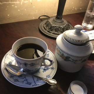 cafe 螢明舎 - ドリンク写真:ケアブレンド
