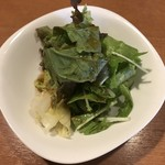 26号くるりんカレー - サラダ