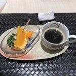鮨・割烹 花絵巻 - デザート!