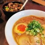 紀州和歌山ラーメン きぶんや - 料理写真: