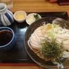 笑乃讃 - 料理写真:地粉ざるうどん(並) 600円 ※村山地粉フェスタ2018