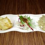 ハンアリ - ランチ時は食べ放題のお惣菜