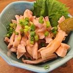 アメリカ - 酢モツ(豚ガツ)