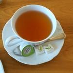 MERCI  - ランチの紅茶