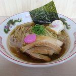 91064978 - 煮干し中華そば醤油(650円)