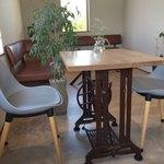 タイボー コーヒー&ジェラート ソフト - ミシンのテーブル