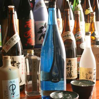 【飲み放題】当店自慢の九州料理と合わせたい本格焼酎