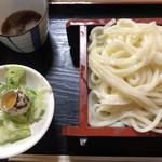 うどん蔵 扇屋 - 料理写真:ざるうどん