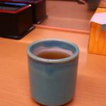 もみじや - アイスジャスミン茶