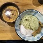 91069759 - 冷やし坦坦つけ麺(大)300g 900円