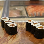 寿司割烹・難波 - かんぴょう巻